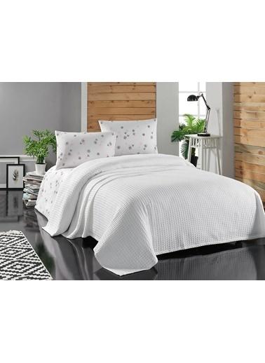 Eponj Home Paint Pike Takımı Tek Kişilik Jameika  Beyaz